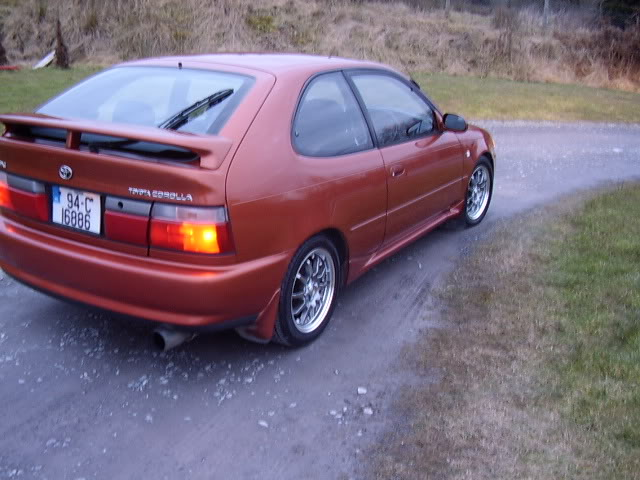 My corolla 1.3Turbo STA43566