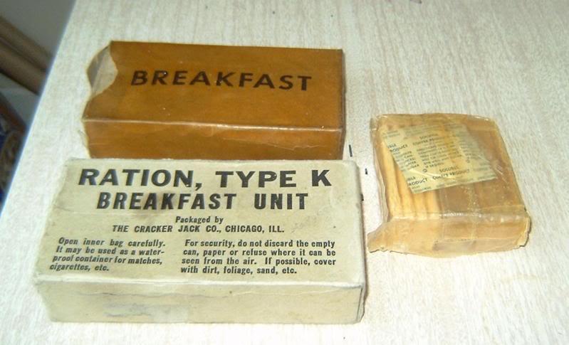 [REF] K Ration cartons Kration-1