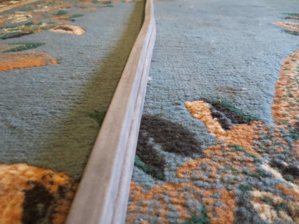 Early Bay Window Slider Door Seal Install IMG_1071