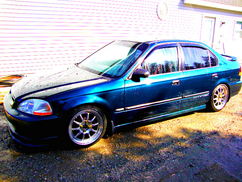 The Never ending Project: Rags to Riches Sedan. DSC03126