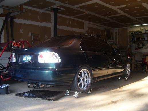 The Never ending Project: Rags to Riches Sedan. Old2