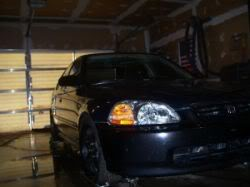 The Never ending Project: Rags to Riches Sedan. W63