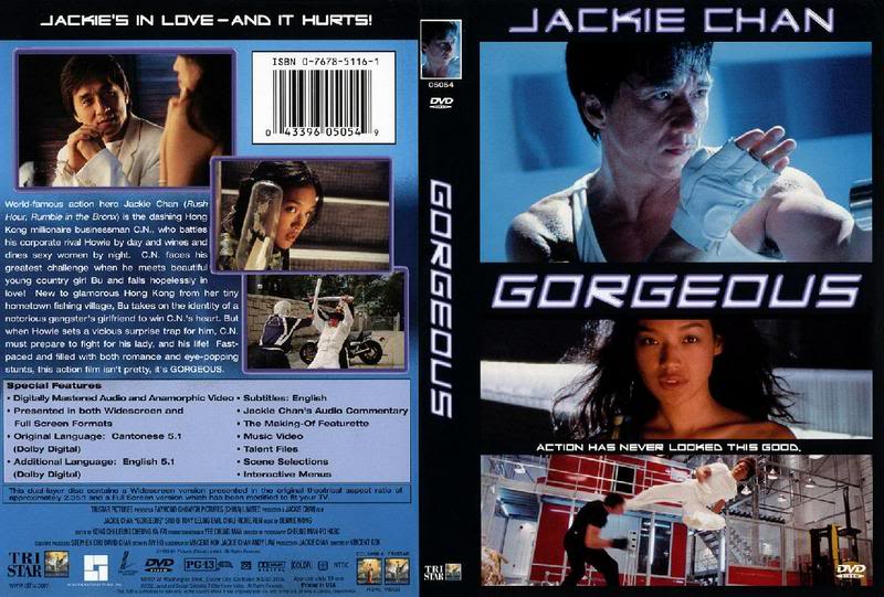 jackie chan Gorgeous-cdcovers_cc-front