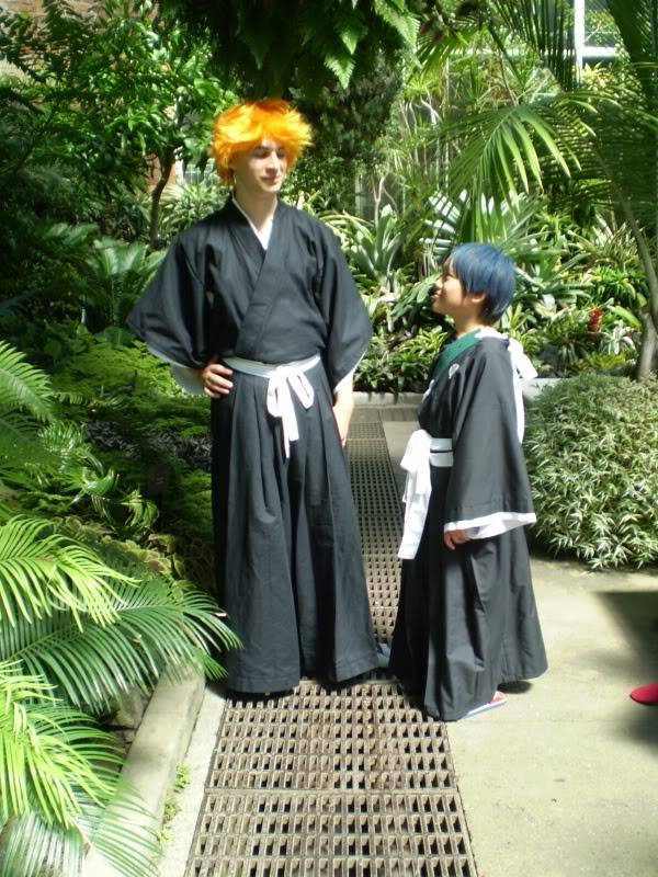 [SELLER] Costumes for Sale [Naruto, Gaara, Dark, Pence, Olet Ichigo_hanatarou2