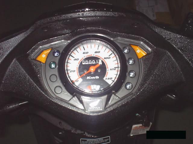 [WTS]Honda Revo...Baru KM 1(satu) S3000160