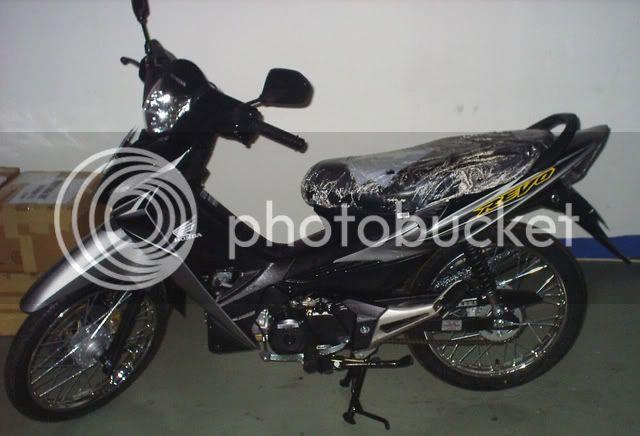 [WTS]Honda Revo...Baru KM 1(satu) S3000162