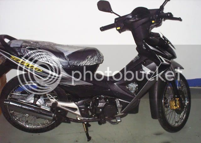 [WTS]Honda Revo...Baru KM 1(satu) S3000164