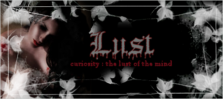Thoughts and Opinions Thread - Page 5 Lust