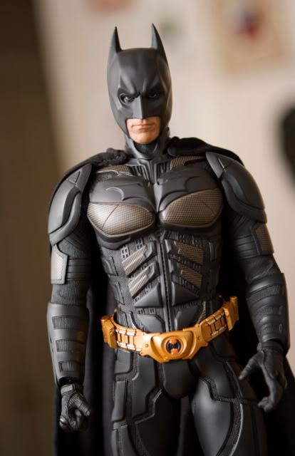 Medicom RAH Batman The Dark Knight Suit MedicomDK
