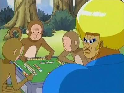 My ways of Spamming Monkeys
