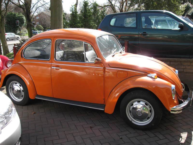 "Mi 2000 1600i ""Sedán"" - My year 2000 mexican Beetle :D 1300Beetle2009-3"