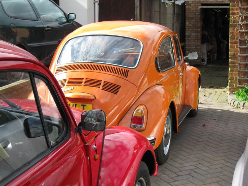"Mi 2000 1600i ""Sedán"" - My year 2000 mexican Beetle :D 1300Beetle2009-4"