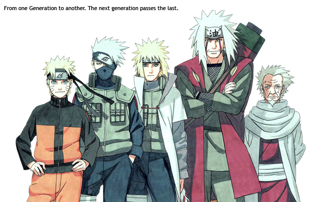 Naruto: Ultimate Chronicles