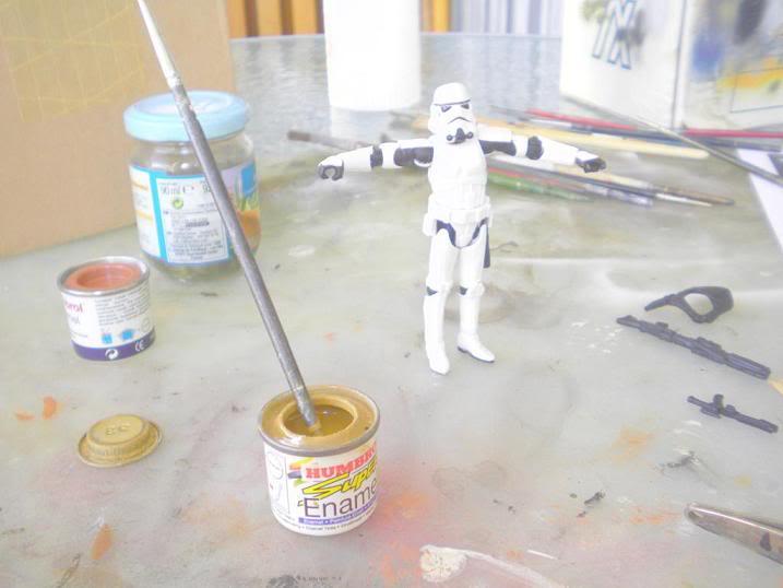 weatherin sur sandtrooper DSCN4835