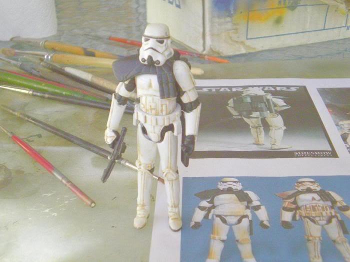 weatherin sur sandtrooper DSCN4839