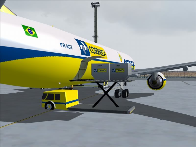 [FS9] 767F Correios Correios_001