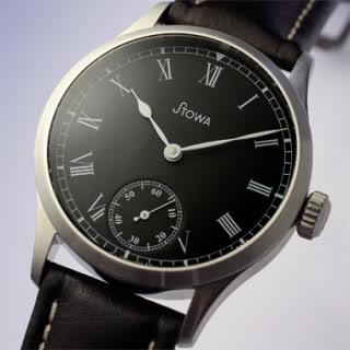 une belle montre...un luxe innaccessible? StowaRomanblack