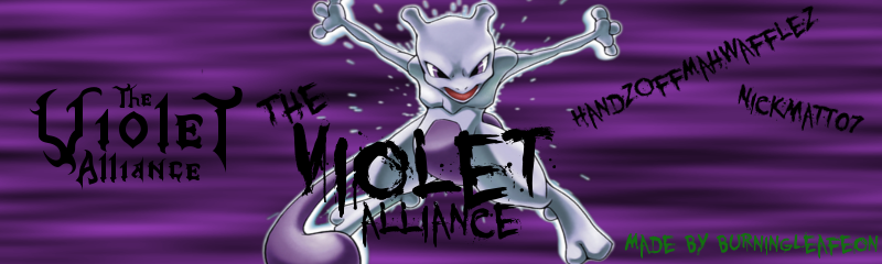 Possible New Banner Violetalliance