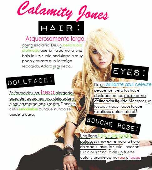 Calamity Jones Cal2