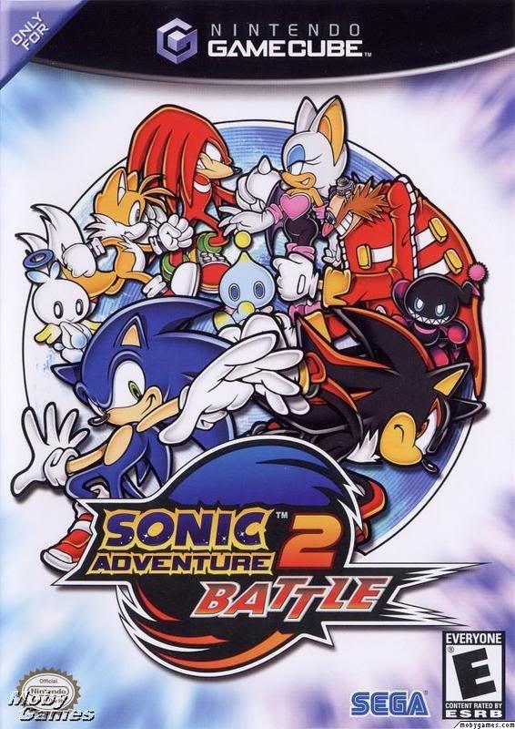 juegos gamecube Sonic2