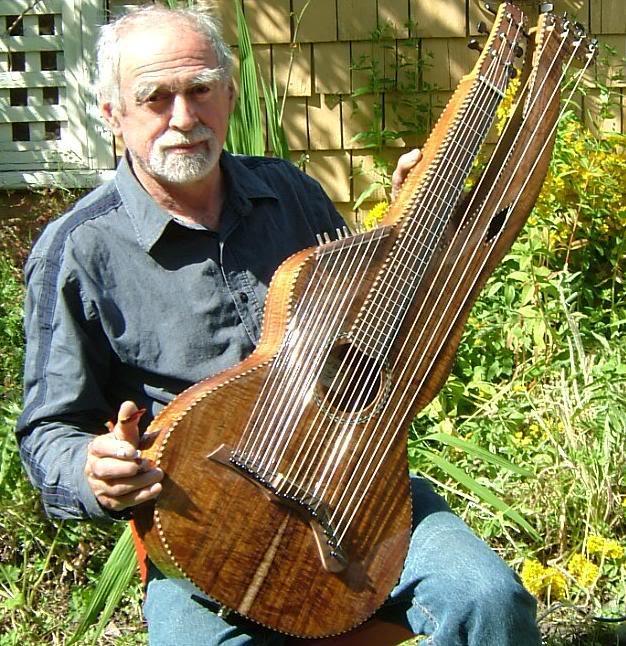 "New ""unorthodox"" Weissenborns from Michael Dunn Dunn-Harp-Steel"