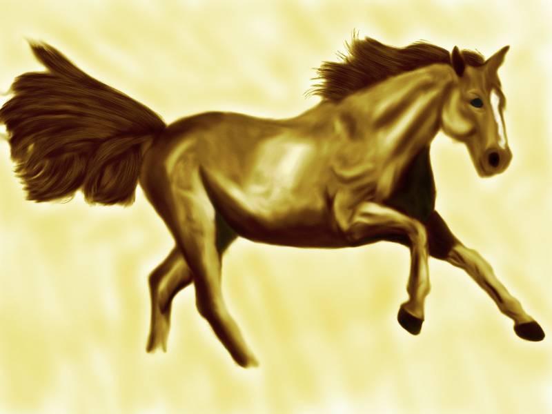 Any artist here? Horse7