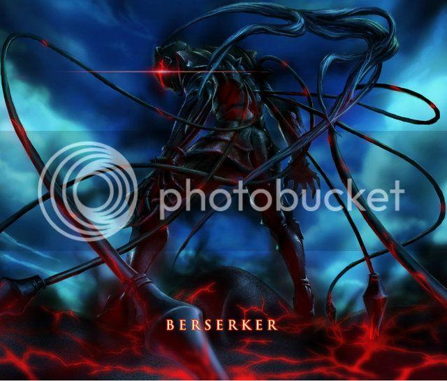 The Black Knight  ZeroBerserker
