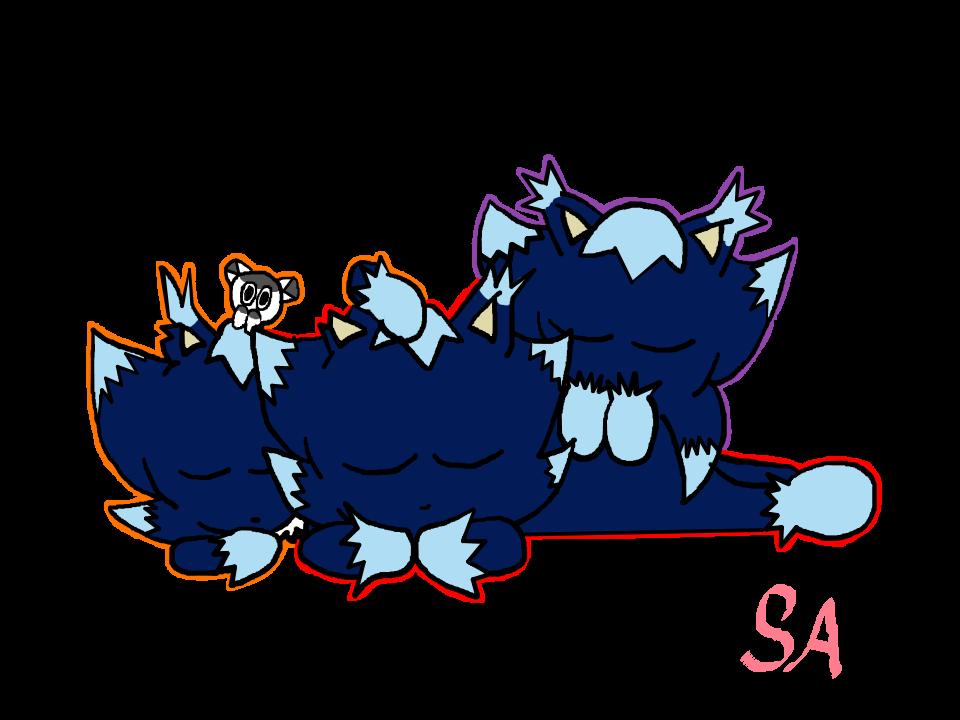 Sara's Desktop Sleepycrystalboys