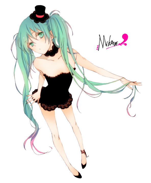 Since I'm bored.. -CLOSED- MikuByMikone
