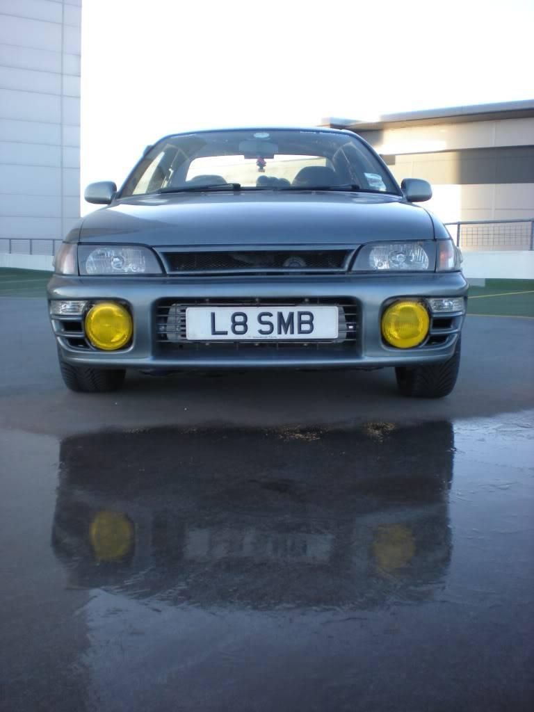 Subaru bumper bits DSCN4678