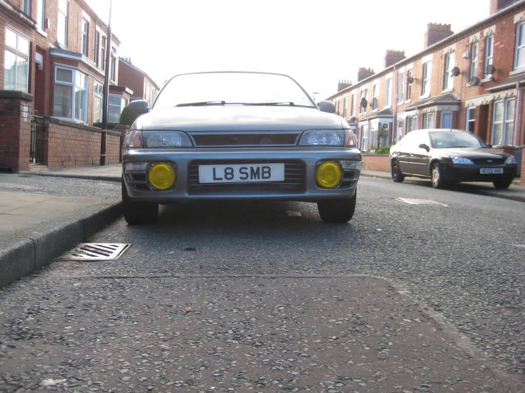 Subaru bumper bits IMG_0346