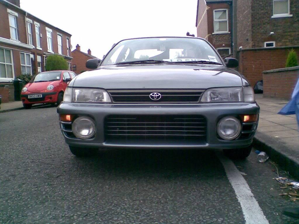 Subaru bumper bits Image031