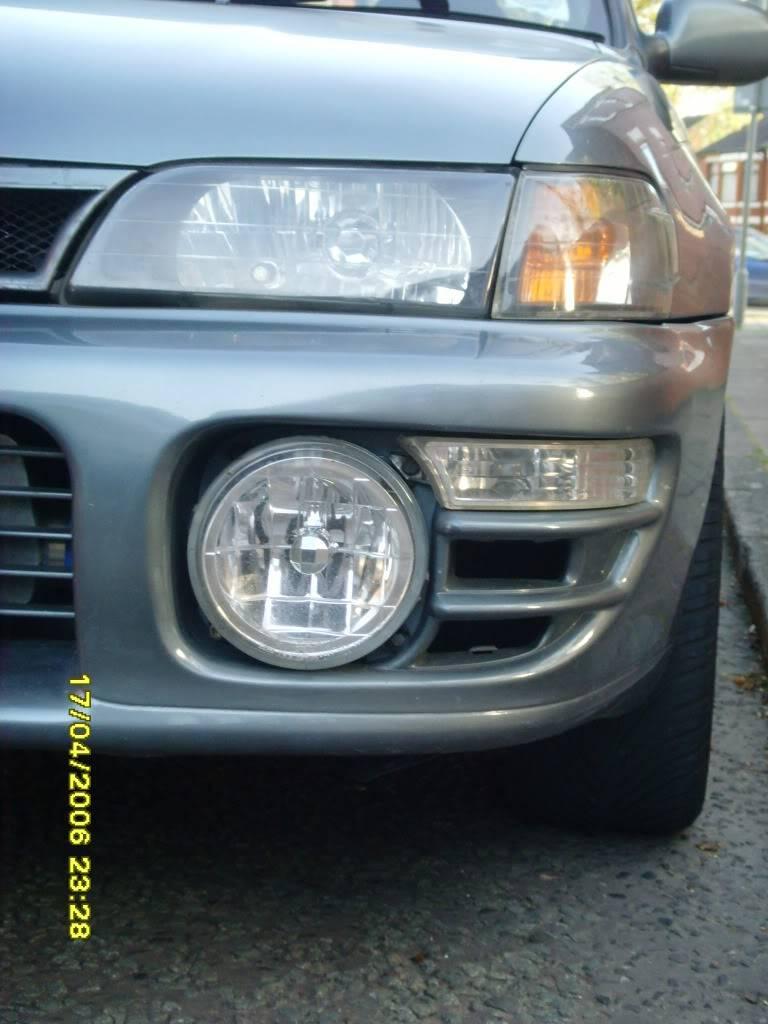 Subaru bumper bits SNV30005