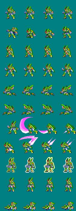 [XP]Megaman ZX/ZX Advent - Adaptación a Minkoff ModeloHX-Adaptado