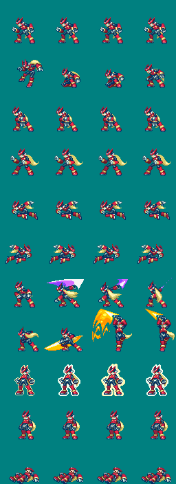[XP]Megaman ZX/ZX Advent - Adaptación a Minkoff ModeloOX-Adaptado