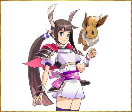 [Noticia]Pokémon Contest, Nobunaga´s Ambition para occidente! Girl_eevee