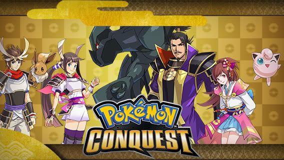 [Noticia]Pokémon Contest, Nobunaga´s Ambition para occidente! Pokemon-conquest