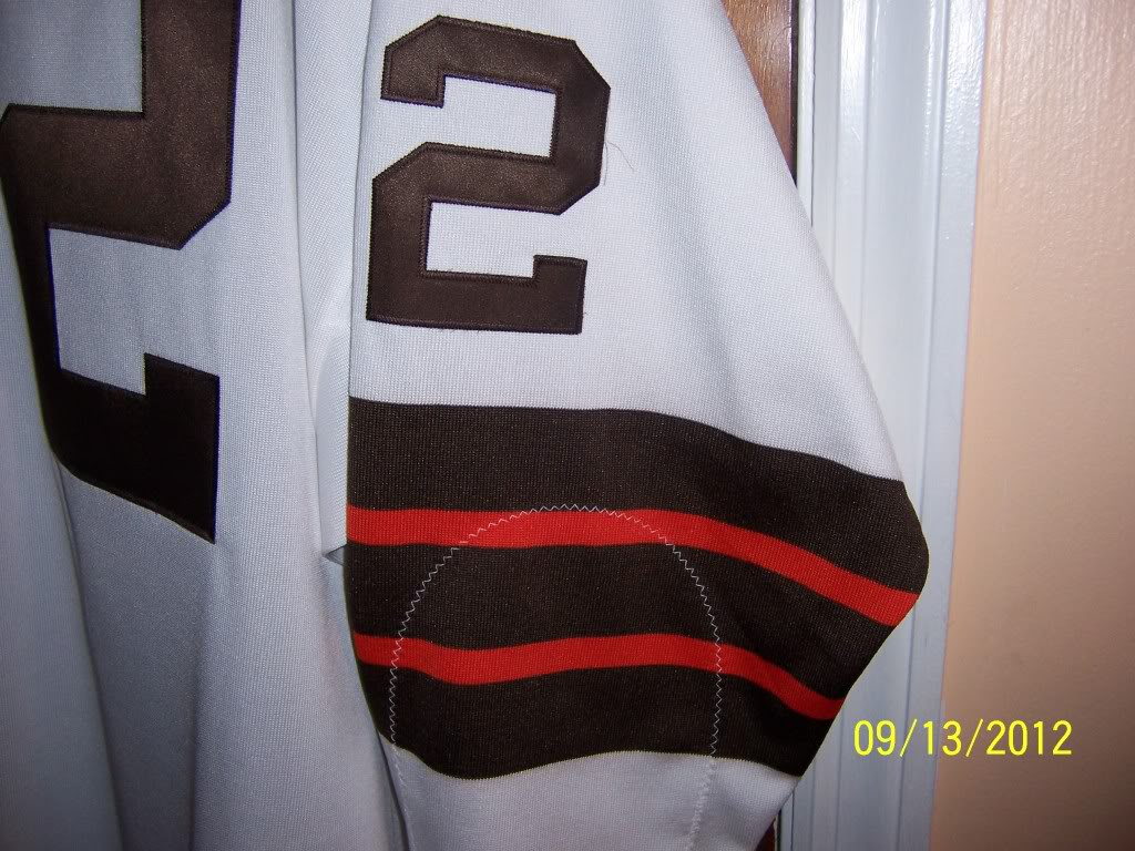 1964 Jim Brown Throwback - Lucky Find or Just Another Jersey E6a4a892