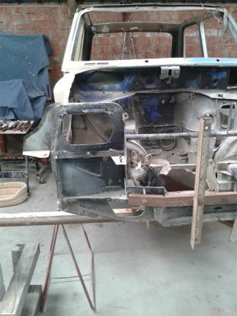 Reprise de la restauration de ma Renault 5 turbo 2  20130615_135432_zps02832cff