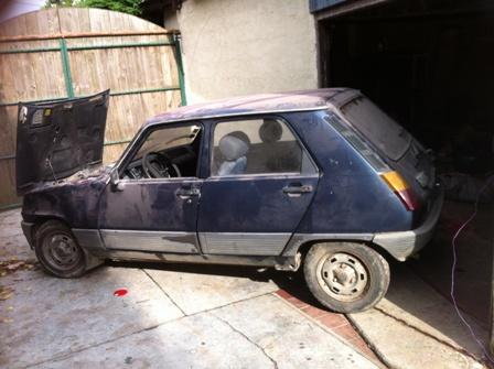 Reprise de la restauration de ma Renault 5 turbo 2  IMG_0589_zps1964d579