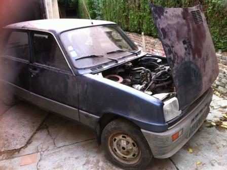 Reprise de la restauration de ma Renault 5 turbo 2  IMG_0591_zps4b39559a