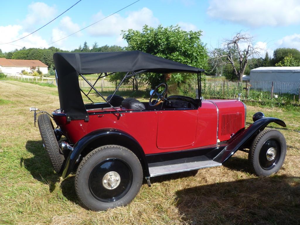 1925 5HP T3-2 Trefle Presque Prêt !!! P1040453