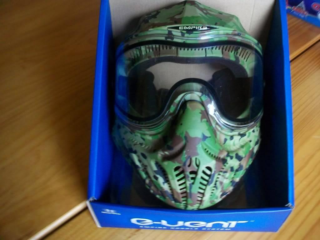 For Sale: Empire E Vent Terrapat Mask 100_4363
