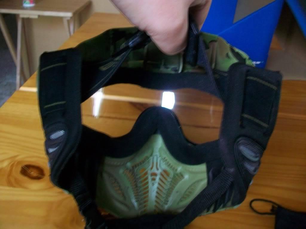 For Sale: Empire E Vent Terrapat Mask 100_4364
