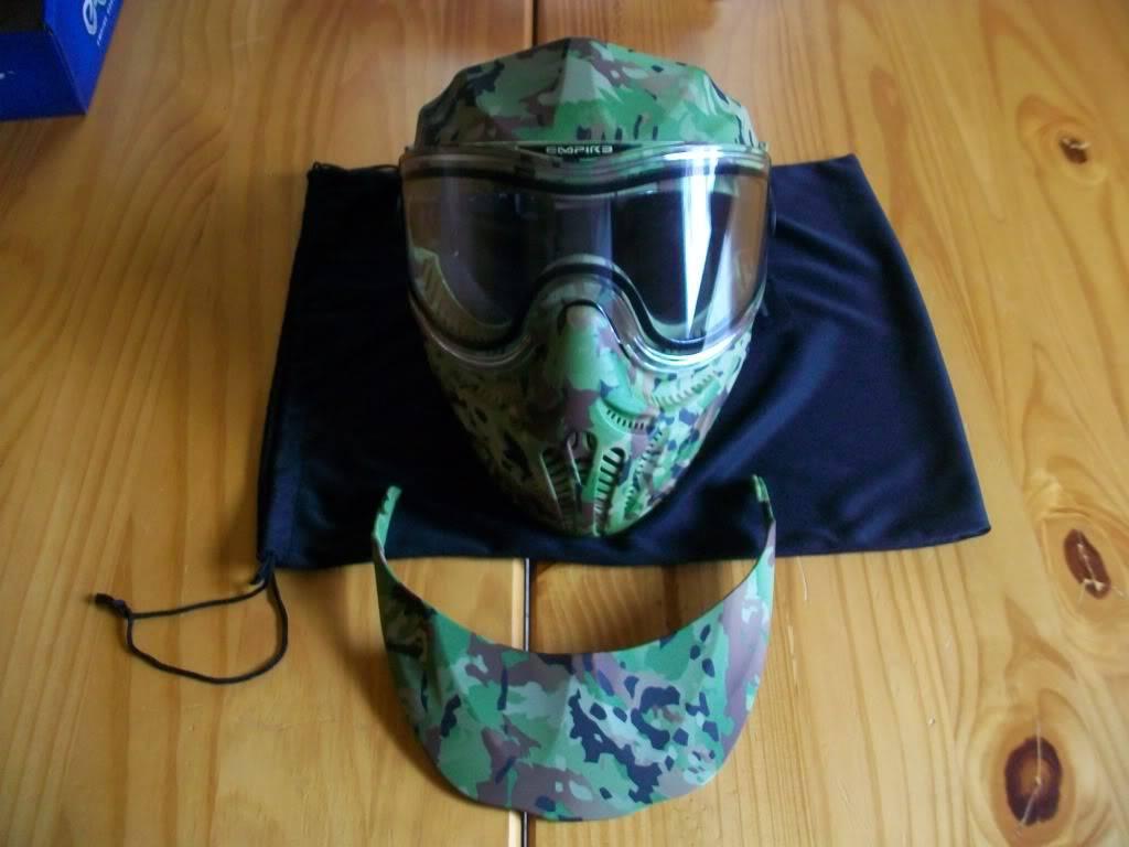For Sale: Empire E Vent Terrapat Mask 100_4365