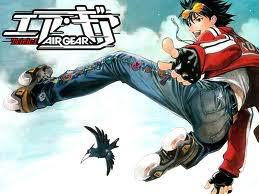 Mau Share2 Anime Favorit saya nih Part 1 AirGear