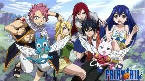 Mau Share2 Anime Favorit saya nih Part 2 FairyTail