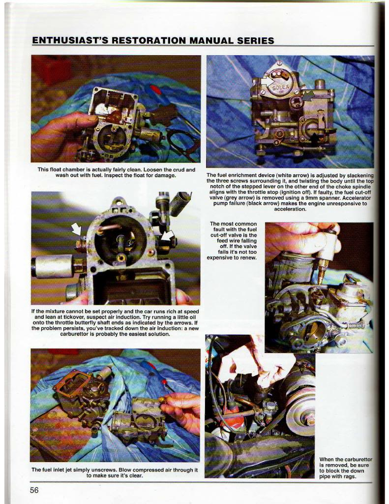 Book: How to Restore a Volkswagen Beetle by Jim Tyler