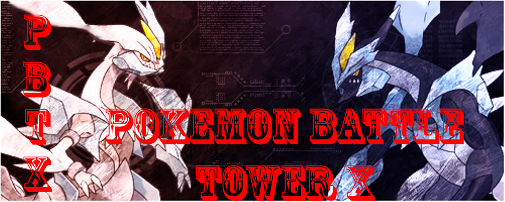 Pokemon Battle Tower X