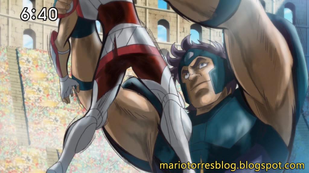 Saint Seiya Ω: Episodio 07 subtitulado al español Seiya1